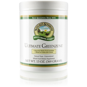 Ultimate Greenzone Powder 368 Grams