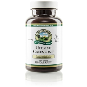 Ultimate GreenZone Capsules 180 Capsules