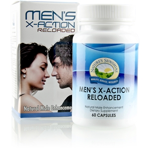 X-Action Reloaded (Men's) 60 Capsules