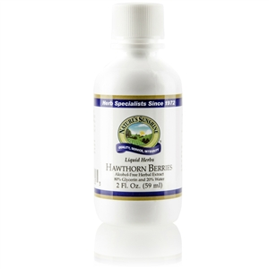 Hawthorn Berries Extract 2 fl oz
