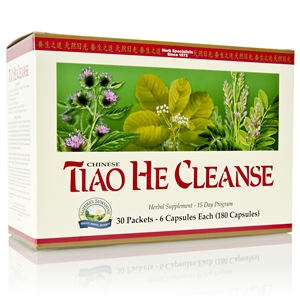 Tiao He Cleanse 30 Packets