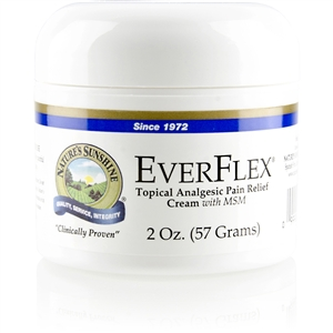 Everflex Pain Cream 2 oz