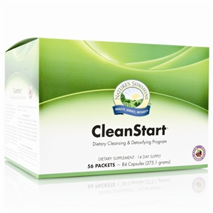 CleanStart - 14 Day Cleanse Apple Cinnamon