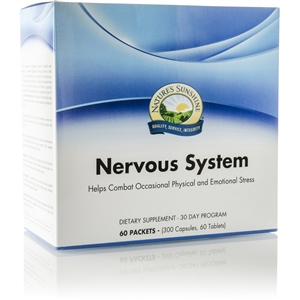Nervous System (30 Day Program) 60 Packets