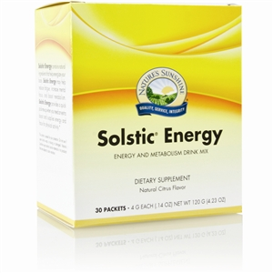 Solstic Energy 30 Packets