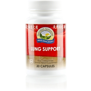 Lung Support TCM Conc. (30 Caps) $2 Off. Oct 14 - 21