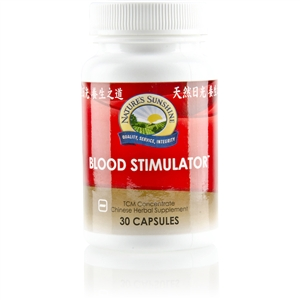 Blood Stimulator (Build) TCM 30 Capsules