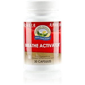 Breathe Activator TCM (formerly Breathe E-Z) 30 Capsules