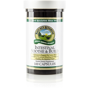 Intestinal Soothe and Build 100 Capsules