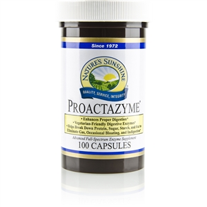 Proactazyme Plus 100 Capsules