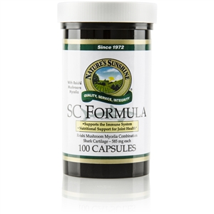 SC Formula (Shark Cartilage) 100 Capsules