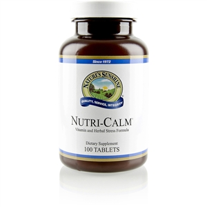 Nutri-Calm (100) 100 Tablets