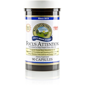 Focus Attention 90 Capsules