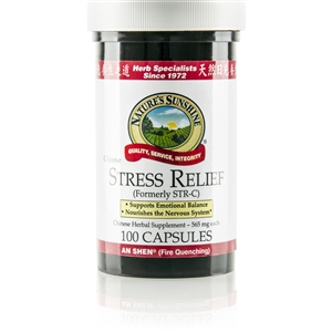 Stress Relief (100 Caps) $2 Off. Aug 14 - 17