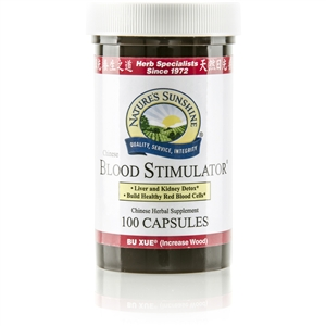 Blood Stimulator (Build) 100 Capsules