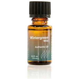 Wintergreen, Wild Essential Oil (15 ml)
