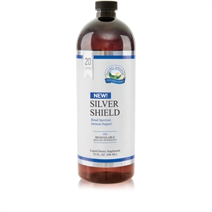 Silver Shield w/Aqua Sol 32 fl oz