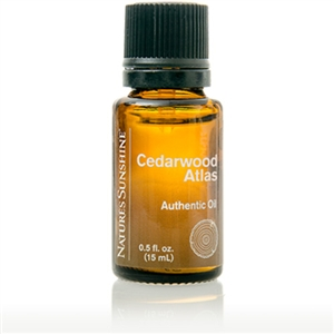 Cedarwood Authentic Essential Oil (15 ml)