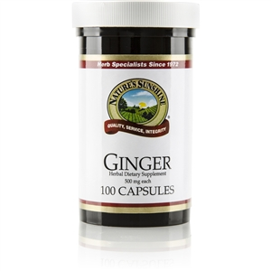 Ginger 100 Capsules