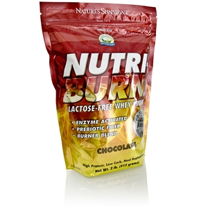 Nutri-Burn Powder Vanilla 870 g