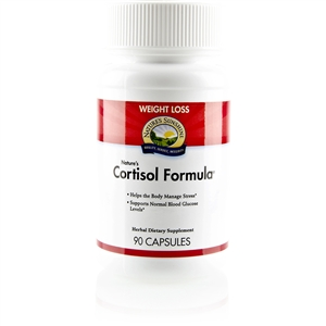 Nature's Cortisol Formula® (90 Caps) Buy 4 Get 1 Free. Aug 14 - 17