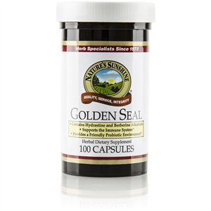 Golden Seal 100 Capsules