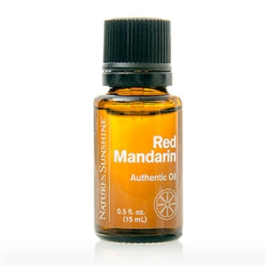 Red Mandarin Essential Oil (15 ml)