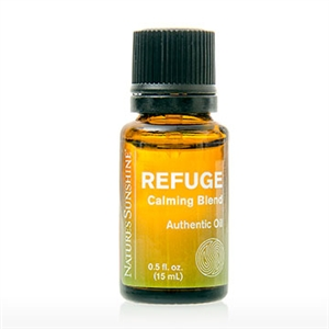 REFUGE Calming Essential Oil Blend (15 ml)