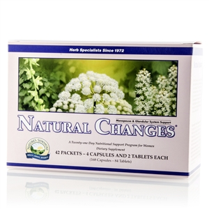 Natural Changes  42 Packets