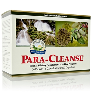Para-Cleanse (10 day) $2 Off. Apr 22 - 29