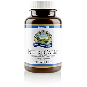 Nutri-Calm (60) 60 Tablets