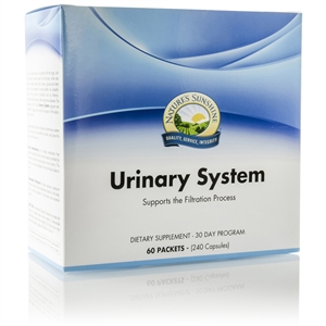 Urinary System (30 Day Program) 60 Packets