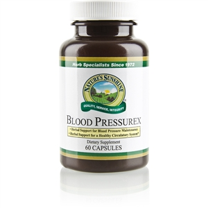 Blood Pressurex 60 Capsules