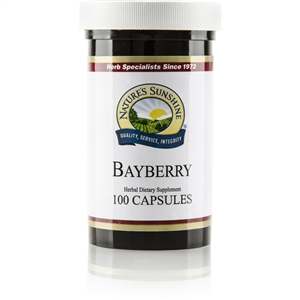 Bayberry 100 Capsules