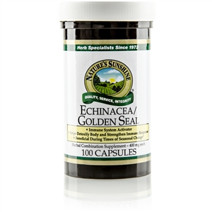 Echinacea / Golden Seal 100 Capsules