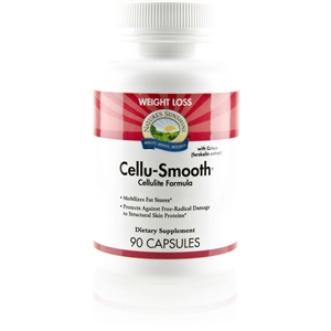 Cellu-Smooth with Coleus 90 Capsules